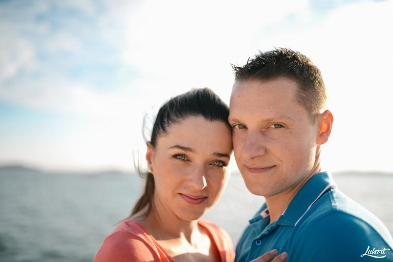 Ariana & Josip: Sweet little love on Fazana pier