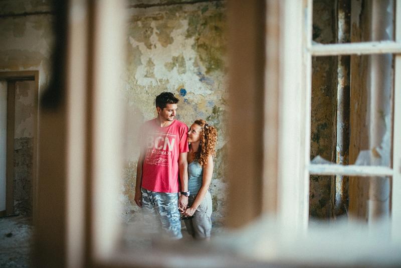 Aleksandra and Kristijan: Monumenti love story