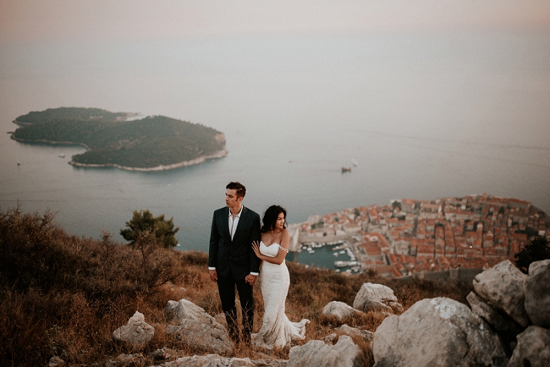 Dubrovnik wedding photographer | Sasawan & Oliver
