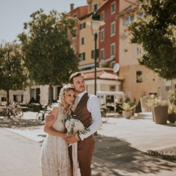 Rovinj wedding photographer | Ana & Horst